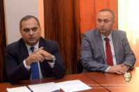 THE REPRESENTATIVES OF THE CHAMBER OF COURT EXECUTORS AND BANKRUPCY MANAGERS VISITED TO THE CHAMBER OF ADVOCATES OF ARMENIA